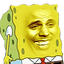 Emoji for spongebob_grin