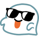 Emoji for BlobGhostCool