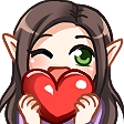 :heartelf: Discord Emote
