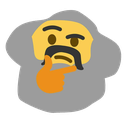 :MarxThink: Discord Emote