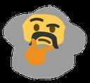 :MarxThink: Discord Emote