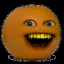 :AnnoyingOrange: Discord Emote