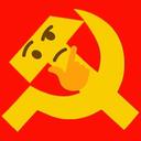 :CommunistThink: Discord Emote