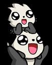 Emoji for pandas