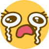 :200percent_sad: Discord Emote