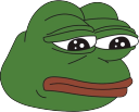 Emoji for pepe_sad