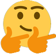 Emoji for emoji_fingerguns