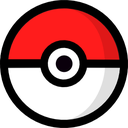 Emoji for Pokeball