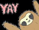 :YaY_Sloth: Discord Emote