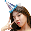 Emoji for chaehappybirthday