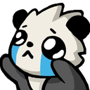 Emoji for CryingPanda