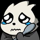 Emoji for PandaSpoonSad