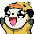 Emoji for CuteDuckPanda