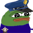Emoji for peepoPolice