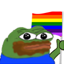 :PepeRotPrideFlag: Discord Emote