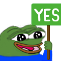 :PES_YesSign: Discord Emote