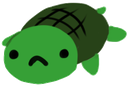 Emoji for bpd_sadTurtle