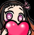 Emoji for bpd_nezukoLove