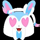 Emoji for BlobSylvShinyLove
