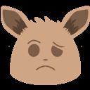 Emoji for BlobEeveeThink