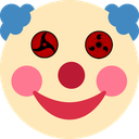 :clown_uchiha: Discord Emote