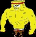 buff_spongebob