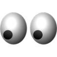 :3D_eyes: Discord Emote