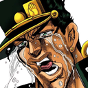 :jojo_salty_tears: Discord Emote