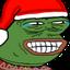 :PepeKeeeekChristmas: Discord Emote