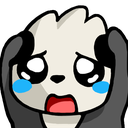 :PandaScared_LafProjectV2: Discord Emote