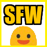 Emoji for SFWBlob