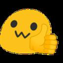 Emoji for blobyes