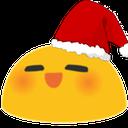 Emoji for ChristmasBlob