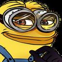 Emoji for minion_pepe