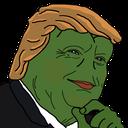 Emoji for pepe_trump