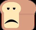 Emoji for sad_chill_bread