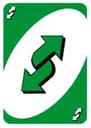 Emoji for unoreversecard