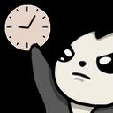 :pandaSleep: Discord Emote