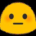 :blobflushed: Discord Emote