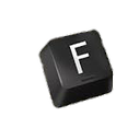Emoji for F_