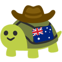 turtleCowboyAU