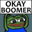 :PES_OkBoomerSign: Discord Emote
