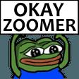 :PES_OkZoomer: Discord Emote
