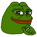 Emoji for pepe_thinking