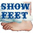 :ShowFeet: Discord Emote