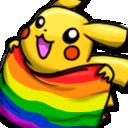 Emoji for PikaGayPride