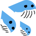 Emoji for whales