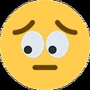 :PensiveEyes: Discord Emote