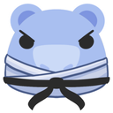 Emoji for blobkaratewumpus