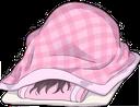 Emoji for blanketHide
